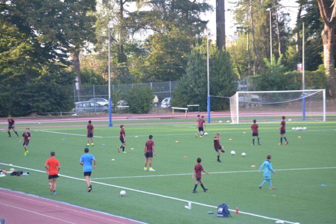 """Football Club Frascati, il responsabile della Scuola calcio Marcelli: """"Noi procediamo così"""""""