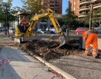 Pomezia, al via lavori di ripristino e messa in sicurezza di Piazza San Benedetto da Norcia