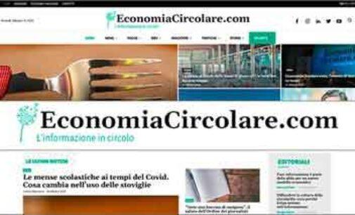 Ambiente: nasce nuovo portale sull'economia circolare con ENEA coordinatore scientifico
