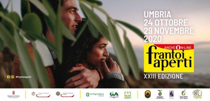 Inizia il racconto digitale di Frantoi Aperti in Umbria