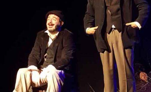 """""""A grande richiesta arriverà di nuovo Godot al Teatro degli Audaci"""""""
