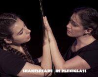 Teatro Trastevere – Shakespeare in Plexiglass