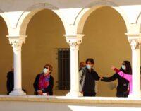 Domenica scorsa visita integrata al Giardino di Ninfa e a Cori