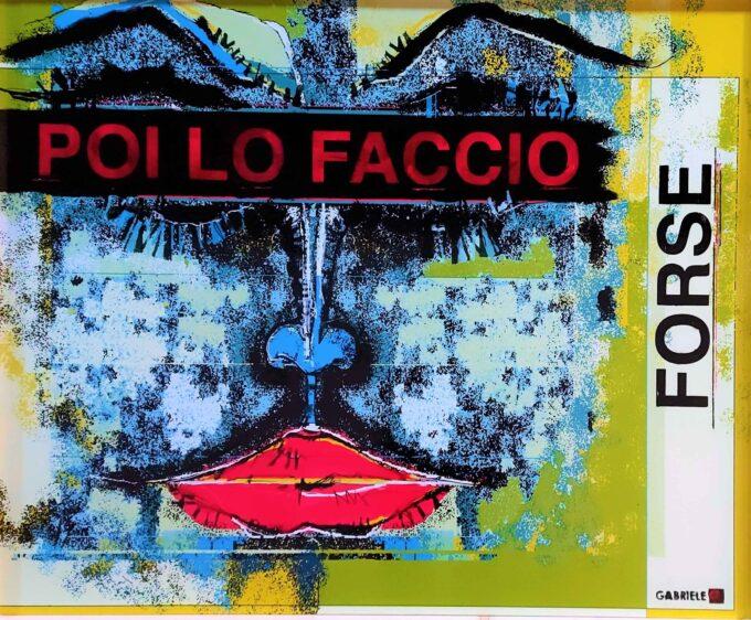 """La Galleria Art Saloon di Ariccia – """"Poi lo faccio"""""""