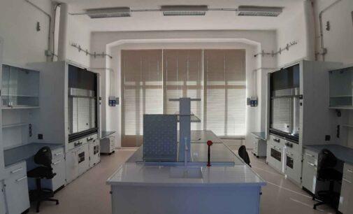 Arpa Puglia potenzia la sede di Taranto. Inaugurati i nuovi laboratori