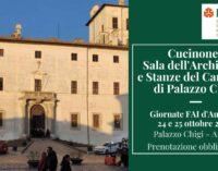 Dopo 25 anni il FAI torna a Palazzo Chigi di Ariccia ed è sold out