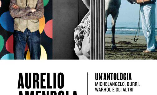 FONDAZIONE PISTOIA MUSEI  – AURELIO AMENDOLA Un'antologia. Michelangelo, Burri, Warhol e gli altri