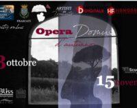 Scuderie Aldobrandini per l'Arte di Frascati  23 ottobre -15 novembre 2020  Opera Domus