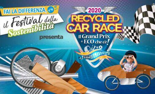"""Festival della Sostenibilità: a Euroma2arrivano il """"Gran Prix dei carrelli"""""""