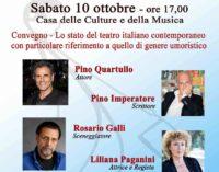 """""""Campaniliana"""", si parte: domani il convegno con Quartullo, Imperatore, Galli e Paganini"""