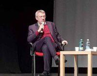 Gli studenti di Velletri a dialogo con Maurizio Landini