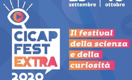 FEST – EXTRA 2020 Il Festival della scienza e della curiosità – LA SFIDA È ADESSO