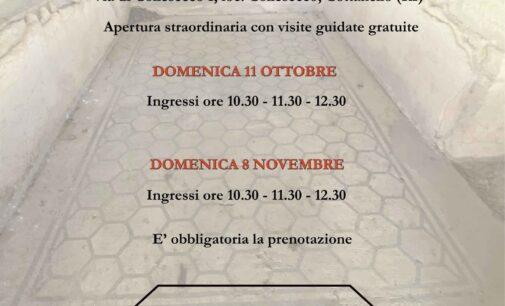 Apertura straordinaria  Villa romana degli Aurelii Cottae a Cottanello