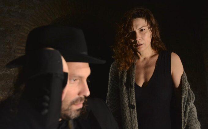 MEDEA di Euripide, adattamento e regia Gabriele Lavia con Federica Di Martino e Simone Toni