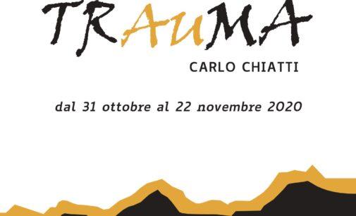 """""""TRauMA"""", personale di Carlo Chiatti"""