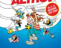 """Fumetti: Darwyn Cooke, Sivia Ziche, Dave Johnson e gli 80 autori di Come VIte Distanti in mostra : """"ARF! presenta: QUALCOS'ALTRO!"""" Roma 20/21/22 novembre"""