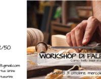 Workshop di falegnameria all'Hortus Urbis – Un corso per imparare a lavorare il legno