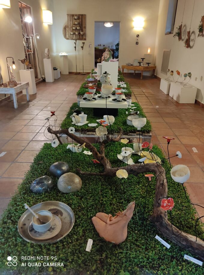 UN MONDO FIABESCO IN MOSTRA AL THE POTTERY SHOW