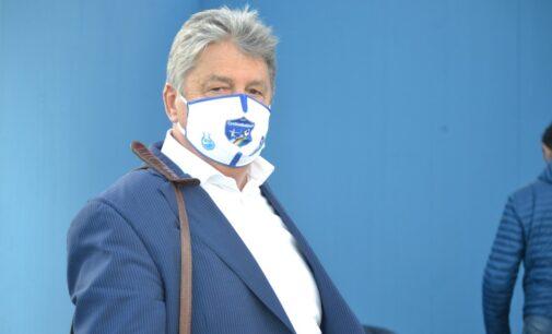 """Cynthialbalonga (calcio, serie D), Camerini: """"Il campionato? Difficile essere ottimisti oggi"""""""