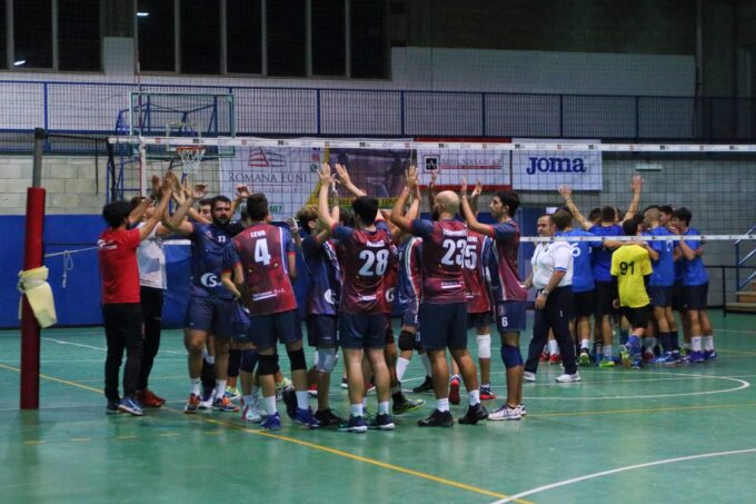 """Volley Club Frascati (serie D/m), Truffarelli: """"E' dura non poterci allenare, speriamo passi presto"""""""