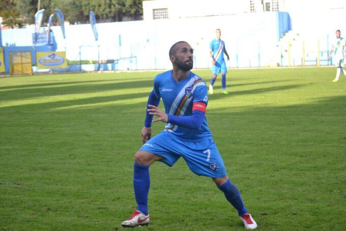 """Cynthialbalonga (calcio, serie D), capitan Angelilli: """"Continuiamo ad allenarci con impegno"""""""