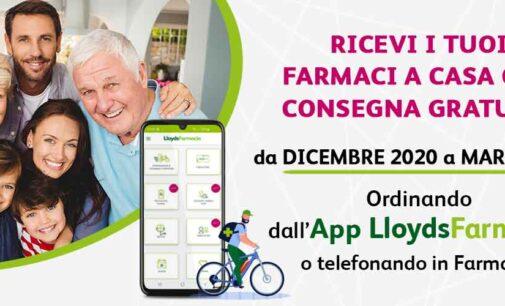 Roma – Consegna a domicilio di farmaci e parafarmaci