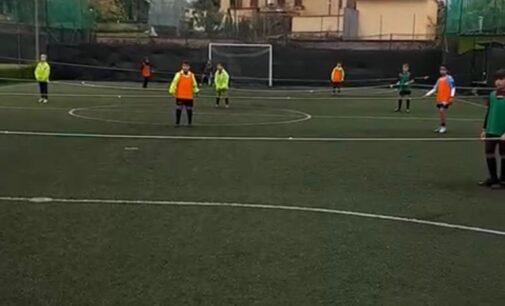 "Football Club Frascati, Fabiani: ""Il calcio balilla umano piace tanto ai miei Pulcini 2011 ed è utile"""
