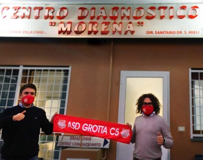 Grottaferrata calcio a 5 (serie C2) e Centro Diagnostico Morena, l'intesa va a gonfie vele
