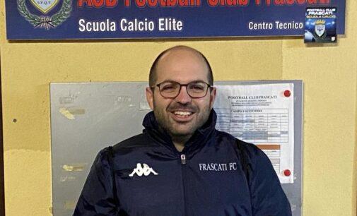 """Football Club Frascati, un futuro avvocato in casa. Tonicello: """"Qui si può lavorare molto bene"""""""