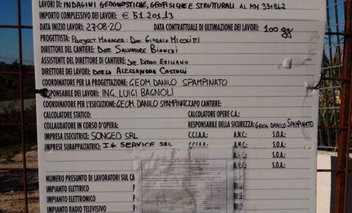 Campoleone – Aprilia iniziano i lavori del raddoppio