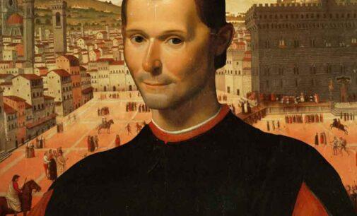 La Istoria è la maestra delle azioni nostre, l'attuale messaggio di Niccolò Machiavelli