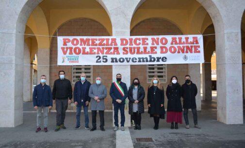 Pomezia dice NO alla violenza sulle donne