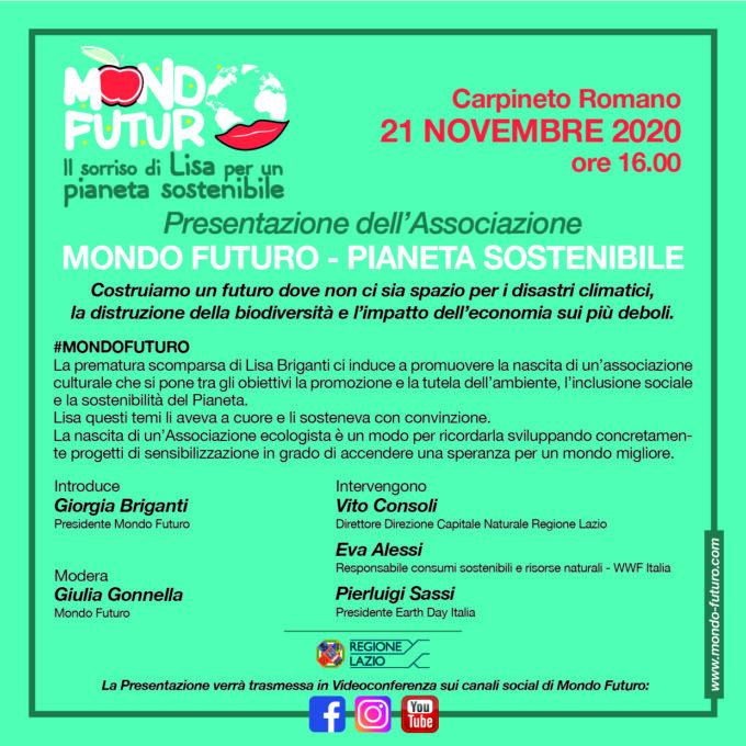 Carpineto Romano – Presentazione Mondo Futuro