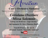 Coriolano Overture & Missa Solemnis