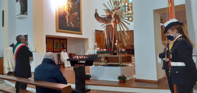 Cori ricorda i 21 anni dalla canonizzazione di San Tommaso