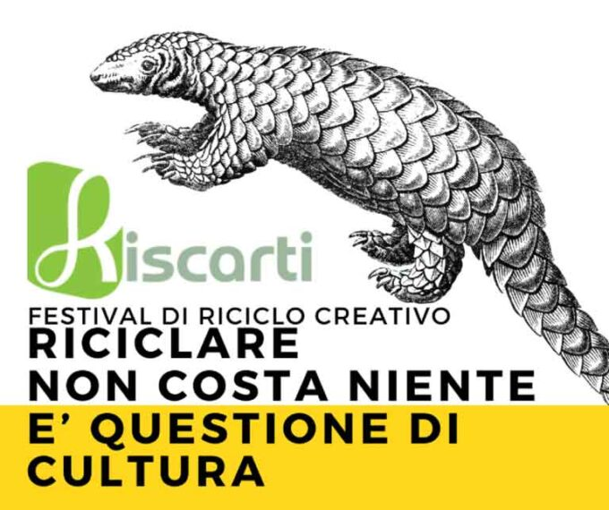 RISCARTI FEST 2020 Festival di riciclo creativo