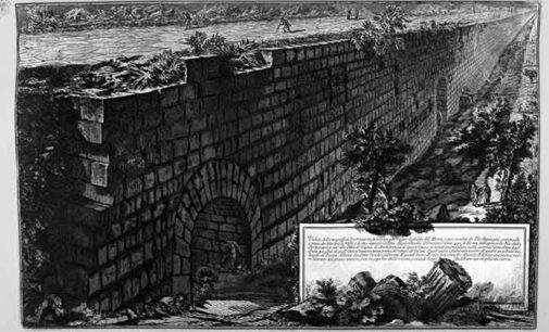 Ariccia: anche la Sostruzione della Via Appia Antica nella Mappa delle Meraviglie di Sharryland