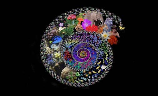 Fluire nel grande flusso dell'esistenza