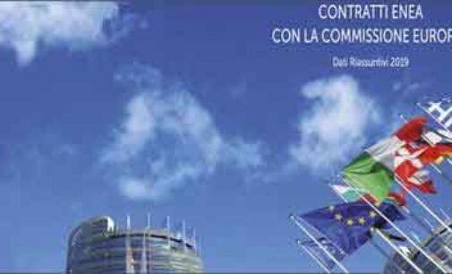 Ricerca: più che raddoppiati i progetti Ue vinti da ENEA nel 2019