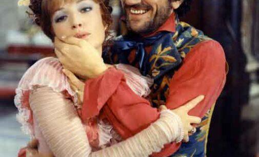 LA TOSCA, con protagonisti Gigi Proietti e Monica Vitti