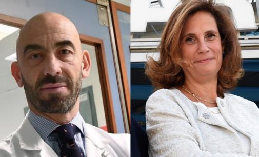 MATTEO BASSETTI AL DI FUORI DELLA COMUNITA' SCIENTIFICA