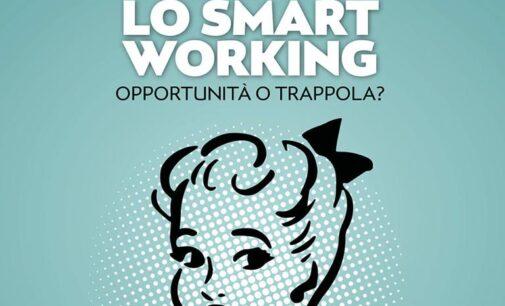 """""""Donne!!! È arrivato lo smart working"""" di Simona Branchetti"""