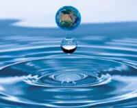 L'acqua nella Giornata Nazionale del Ringraziamento