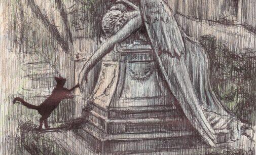 """""""Roma. Viaggio segreto con Eros"""", la storia illustrata di Roberto Di Costanzo"""