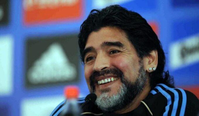 O panin' 'e Maradona