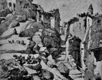 ROCCA DI PAPA: RIFLESSIONI SCIVOLATE NEL TEMPO… FINO ALL'ATTUALE PANDEMIA