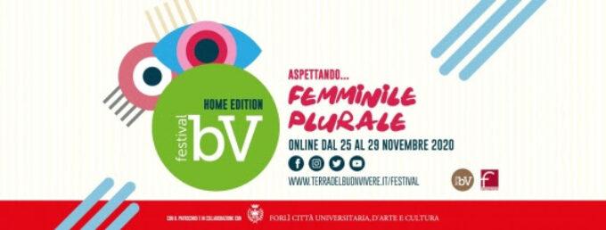 Festival del Buon Vivere – online dal 25 al 29 novembre: il programma