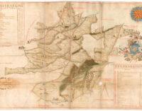 Pantano Borghese nel 1660