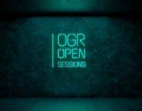 """OGR – OFFICINE GRANDI RIPARAZIONI  AL VIA """"OPEN SESSIONS"""""""