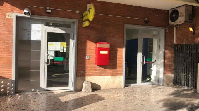 POSTE ITALIANE: CASTEL MADAMA TORNA NELLA SUA SEDE STORICA L'UFFICIO POSTALE